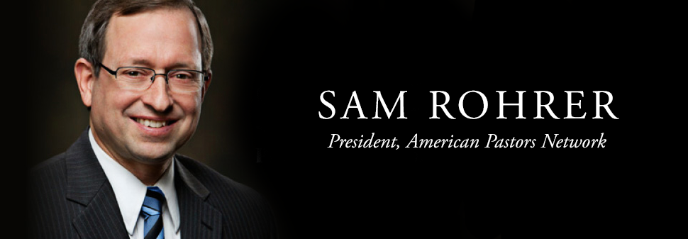 Sam Rohrer Leadership Graphic